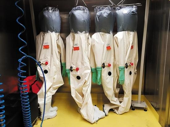 揭秘中国生物安全实验室 研究世界上最危险病原体