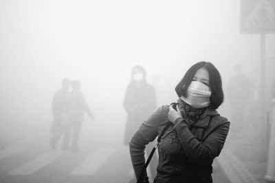 京津冀多地今将雾霾笼罩:北京明天或达重污染