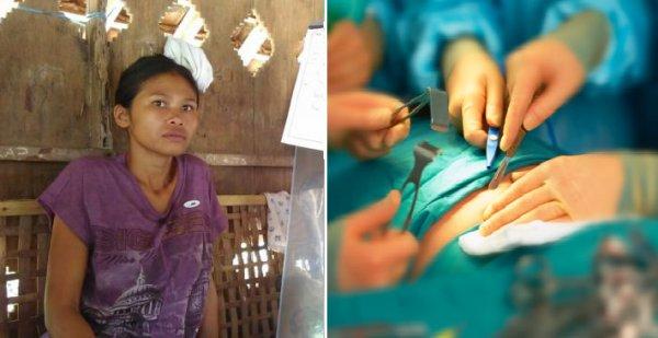 印尼女子海外务工,肾脏神秘失踪