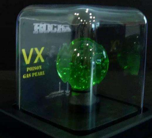 VX神经毒剂为何如此凶险