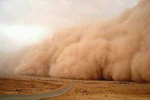 这场沙尘暴为何如此凶猛?专家:基本是高空来的