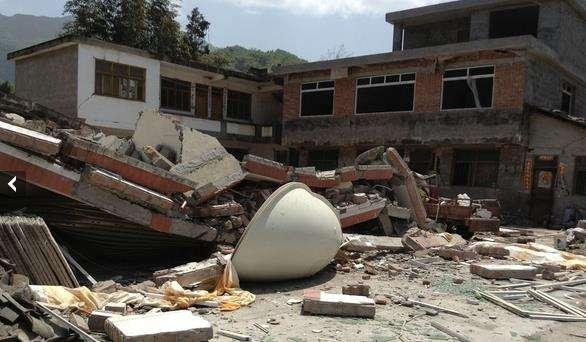 #汶川地震九周年# 地震安全逃生手册