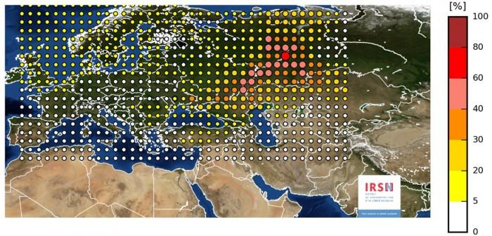 俄罗斯在苏联时代的核工厂附近探测到高辐射