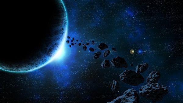 """小行星""""法厄同""""越来越近 你怕吗?"""