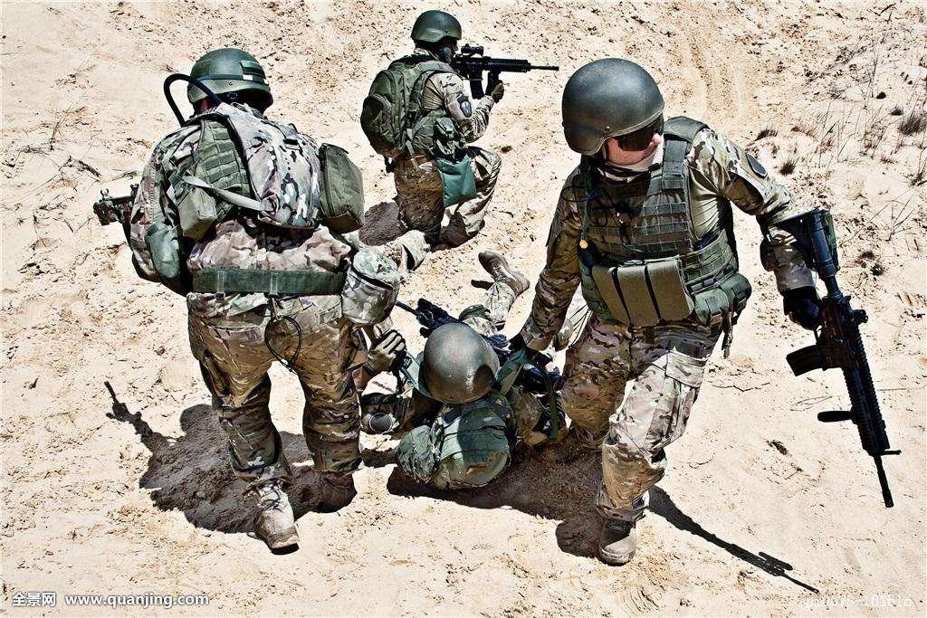 一个老兵教你怎么在真实的战场上生存