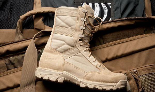 生存狂应该购买的几款军用鞋靴