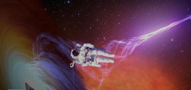 如何在黑洞中存活下来?面临某种完全陌生的柯西视界