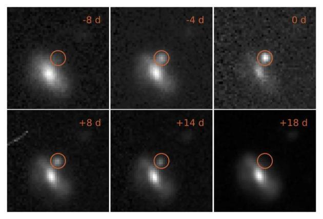 72个神秘宇宙闪光令科学家迷惑不解:非常明亮变化快