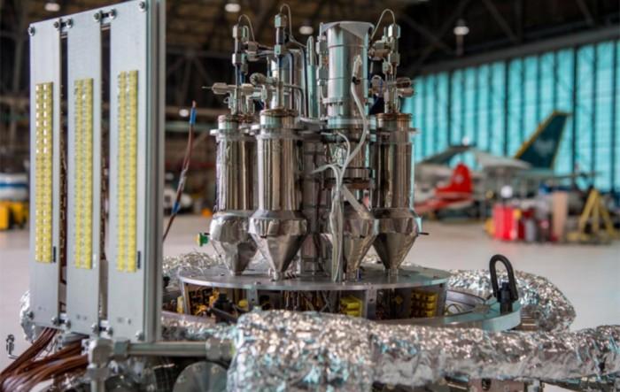 NASA在内华达州成功完成便携式核动力系统测试