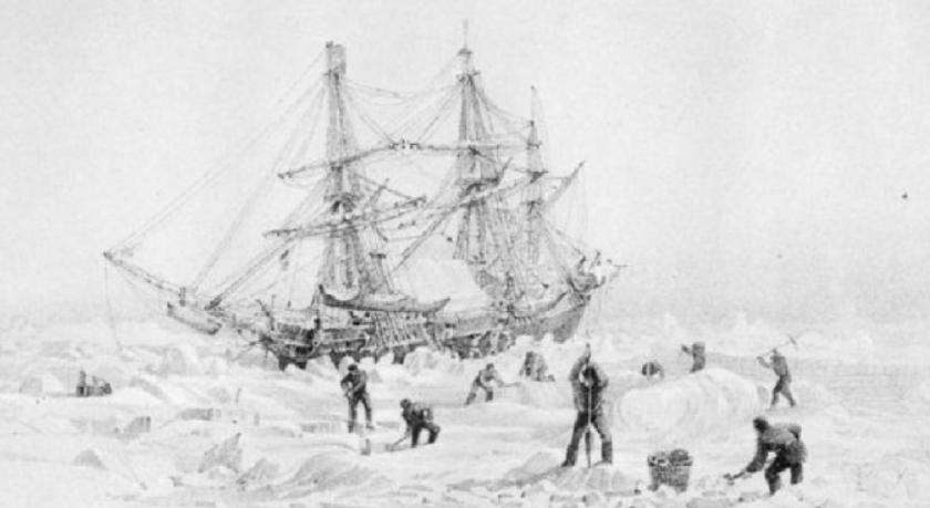 129个探险队员自相残杀,北极或许不是人类该来的地方