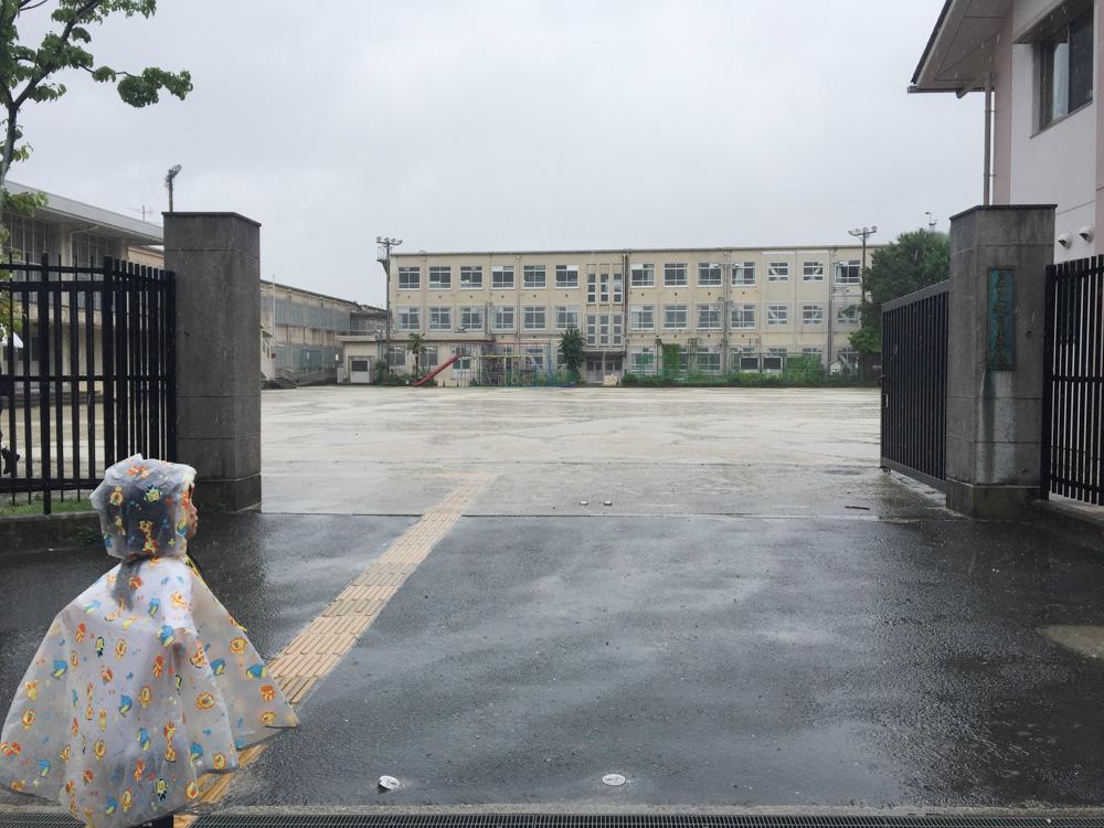 我在日本避难所的一天