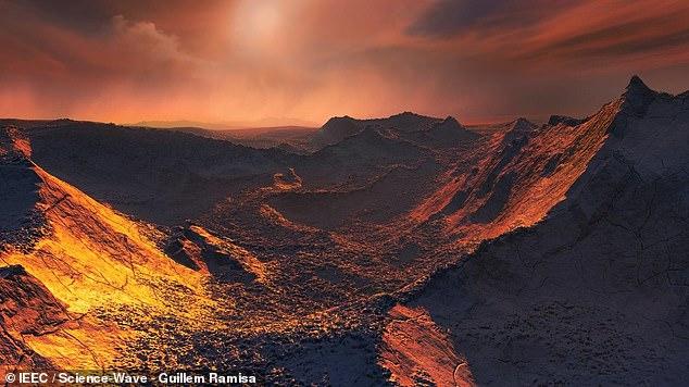 """6光年远""""超级地球""""或存在生命 质量是地球3倍"""